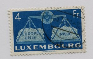 LUXEMBOURG  277  USED