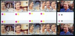 Cayman Islands 648-652 QEII 40th Anniversary MNH mint      (Inv 001262.)