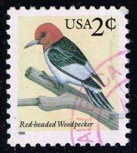 US #3032 Red-Headed Woodpecker; used (0.25)