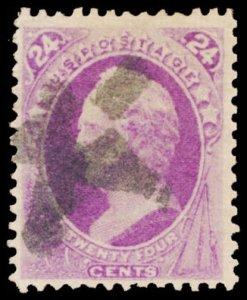U.S. BANKNOTE ISSUES 153  Used (ID # 103764)