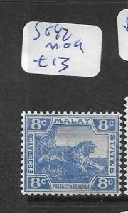 MALAYA FMS (P2301B)  8C TIGER SG42  MOG