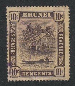 Brunei, Sc 54 (SG 73), used