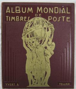Worldwide Yvert Tellier Album Unchecked Accepting Best Offer