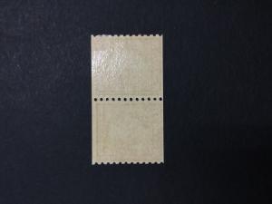 MOMEN: US #492 LINE PAIR MINT OG H $55 #23305