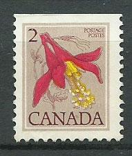 Canada SG 863  Fine Used from booklet