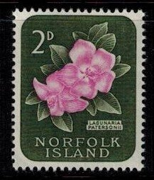 Norfolk Island 30 MNH VF Bright color
