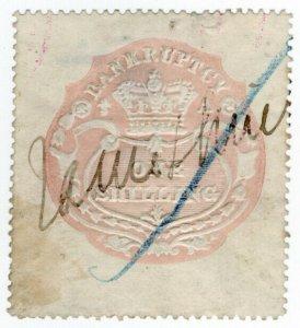 (I.B) QV Revenue : Bankruptcy 1/- (1880)