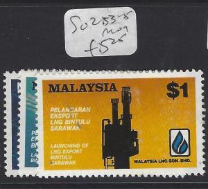 MALAYSIA   (PP0901B)  SG 253-5    MOG