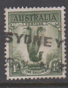 Australia Sc#300 Used