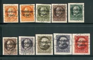 Bavaria #163-72 Used