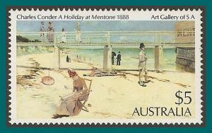 Australia 1984 Painting, MNH  578,SG779