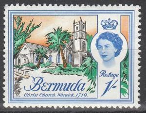 Bermuda #183 MNH  (S2949)