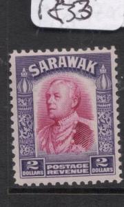 Sarawak SG 121 MNH (10dkh)