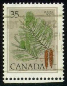 Canada #721 White Pine, used (0.20)
