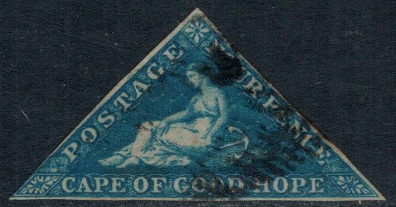 Cape of Good Hope #4  CV $85.00