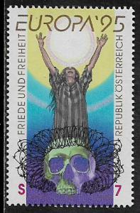 Austria #1677 MNH Stamp - Europa