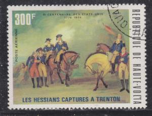 Burkina Faso C210 Hessians Captured at  Trenton  1975
