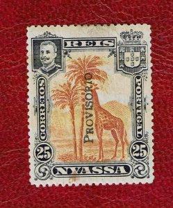 1903 Nyassa Mi#41, Sn#48, Yt#49, Sg#49, Mu#49 MH