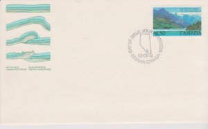 CANADA FDC FROM CANADA POST OFFICE STAMPS #935 LOT#M136