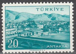 Turkey #1318 MNH  (S6108)