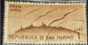 San Marino   342 used f/xf