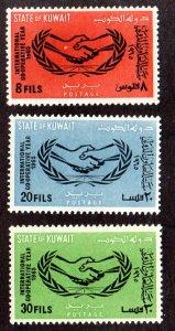 KUWAIT 278-280 MH SCV $2.20 BIN $1.10 INT'L CO-OP