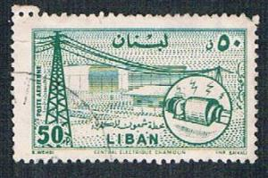 Lebanon C251 Used Power Plant (BP2614)