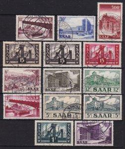 Saar Scott# 232-45 - Used Set
