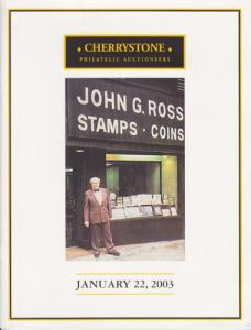 John G. Ross Coll of Choice US & Foreign, Cherrystone
