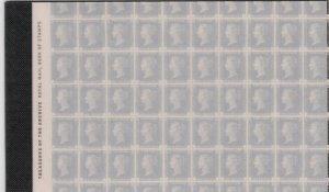 GB QEII 2009 Treasure Of Archive Prestige Booklet DX46 MNH JK1753