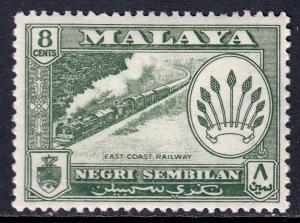 Malaya (Negri Sembilan) - Scott #68 - MH - SCV $2.00
