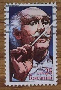 US #2411 Toscanini (Used)