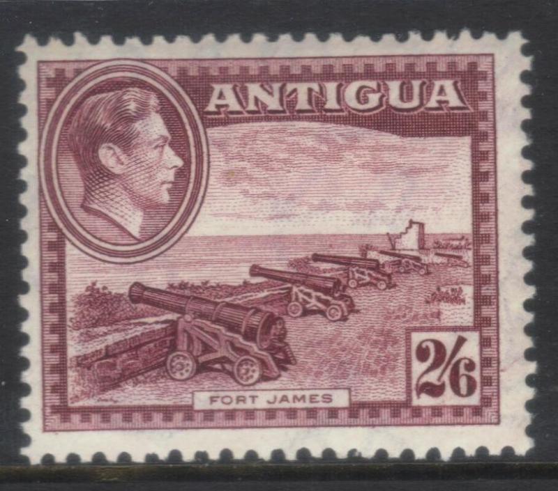 ANTIGUA 1938-1951 DEFINS SG106 MH CAT £55