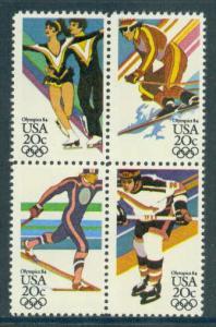 2067-2070 20c Olympics Fine MNH OA1668