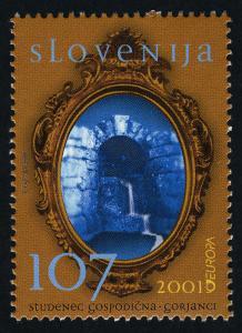 Slovenia 459 MNH Europa, Architecture