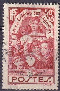 France #B46  F-VF Used  CV $5.00 (Z3110)