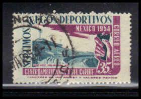 Mexico Used Very Fine ZA5572
