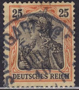 Germany 85  Deutsches Reich 1905