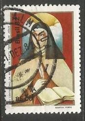 BRAZIL 1819 VFU I637-5