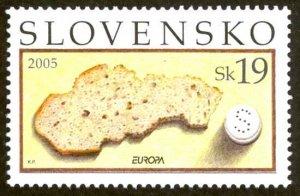 Slovakia Sc# 478 MNH 2005 Europa