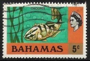 Bahamas 1971 Scott# 317 Used