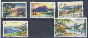 FR. POLYNESIE GROUP ALL MINT NEVER HINGED