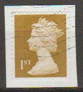 GB Machin  SG U2968 Source code MTIL Date Code M11L T+11  1st Gold  Security ...