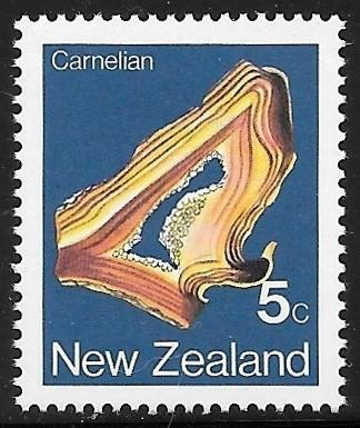 New Zealand Mint Never Hinged (3169)