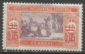 SENEGAL 130 MOG Z447-3