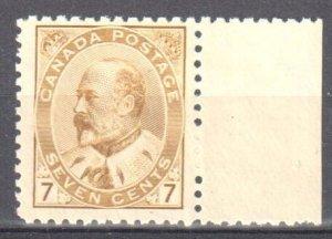 Canada #92 Mint VF OG NH C$1500.00