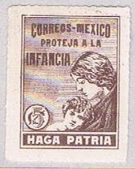 Mexico RA7 MLH Mother and Child 1 1929 (BP50940)