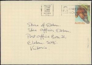 Australia, Postal Stationery, Animals
