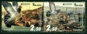 Bosnia and Herzegovina stamps 2020. - Postal Routes - Europe 2020 Set.