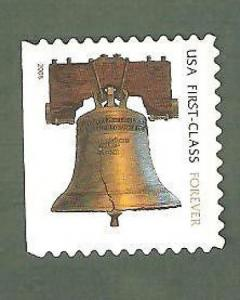 4127f Liberty Bell Booklet Single US Single Mint/nh FREE SHIPPING